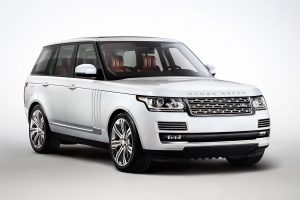 Ắc quy xe Land Rover