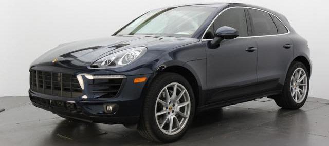Ắc quy xe Porsche
