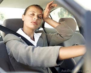 michelin nhắc mệt mỏi thì không lái xe