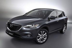 Ắc quy xe Mazda