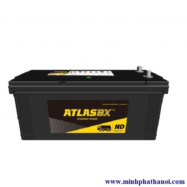 Ắc quy Atlas 150ah - 12v (MF 160G51)