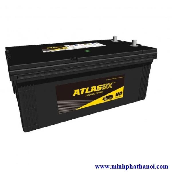 Ắc quy Atlas 200ah - 12v (MF 210H52)
