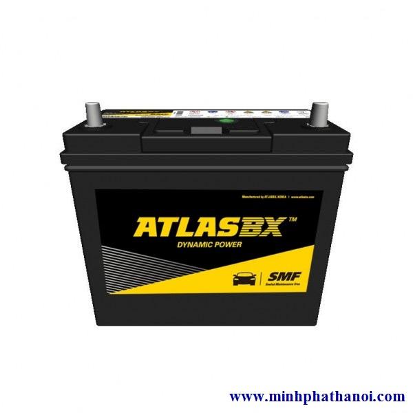 Ắc quy Atlas 45ah - 12v (MF 50B24 L/R)
