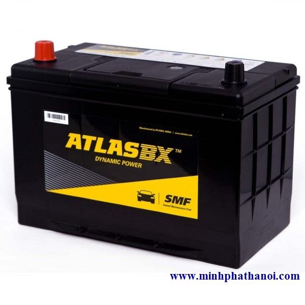 Ắc quy Atlas 80ah - 12v (MF 95D31 R/L)