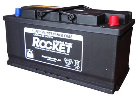 Ắc quy Rocket 100ah - 12v (60044) bántại Hà Nội