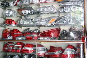 Đèn và gương ô tô - dịch vụ lắp đặt chuyên nghiệp tại Hà Nội