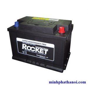 Ắc quy Rocket 72ah - 12v (SMF 57113)