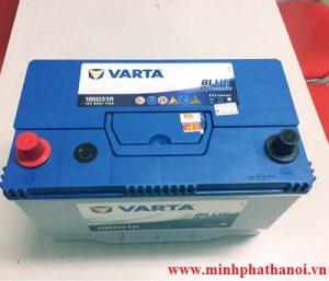 Ắc quy Varta 90ah - 12v (105D31R)