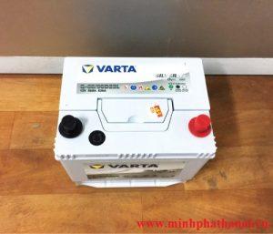 Ắc quy Varta 65ah - 12v (Q-85/95D23L) Start - Stop