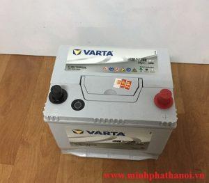 Ắc quy Varta 75ah - 12v (Q-85R/115D23R) Start - Stop