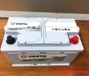 Ắc quy Varta 80ah - 12v (AGM LN4) Start - Stop