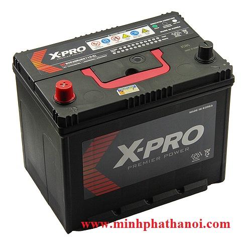 Bảng giá ắc quy X-Pro