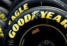 Lốp xe ô tô Goodyear sản phẩm của Công ty The Goodyear Tire & Rubber
