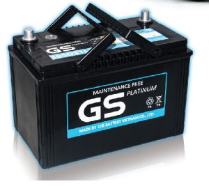 Bình ắc quy GS khô là loại ắc quy không dùng điện dịch dạng lỏng