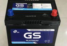 Ắc quy GS nước là một thương hiệu uy tín đến từ Nhật Bản