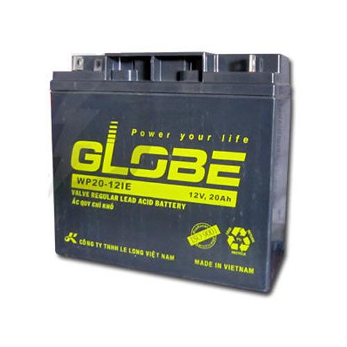 Ắc quy GLOBE không thể thiếu trong thiết bị, sản phẩm trong cuộc sống.