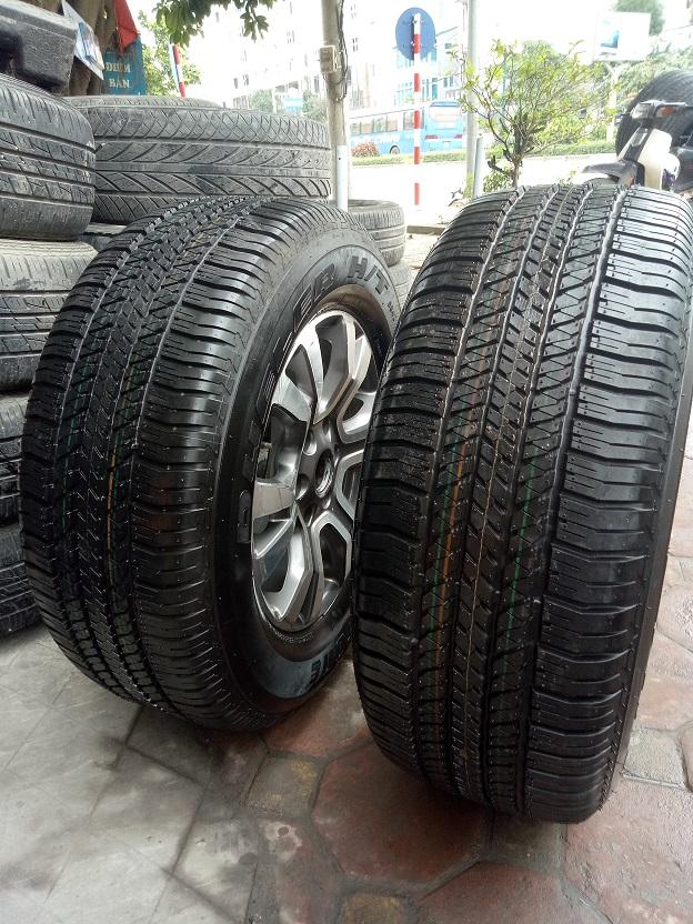 Hướng dẫn mua lốp xe cho ô tô là bộ phận tiếp xúc mặt đường trực tiếp.