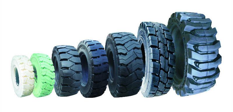 Dù là lốp hơi hay lốp đặc dành cho xe nâng cũng đều có thể bị hỏng hóc