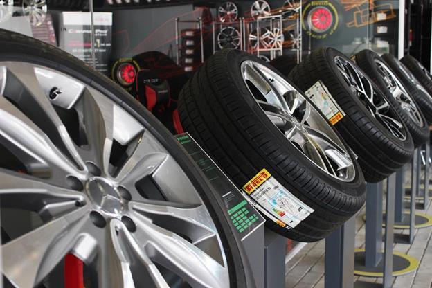 Hãng sản xuất lốp xe ô tô Pirelli