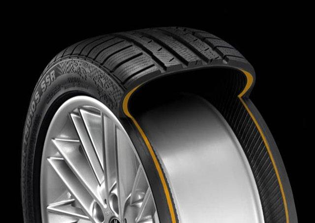 Cấu tạo của lốp chống đinh?
