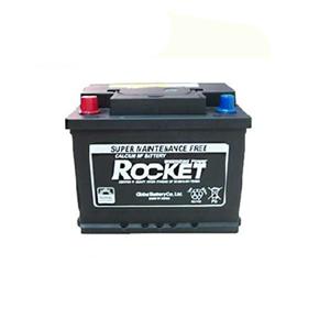 Ắc quy Rocket 45AH-12v (SMF 54316) - sản xuất bởi Global Batterry.